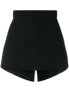 многослойная юбка-шорты  Stella McCartney