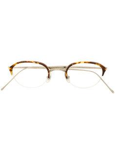 очки с узором черепашьего панциря  Matsuda