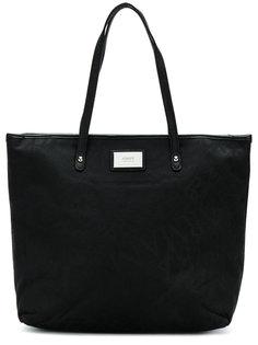 сумка-тоут с монограммой  Armani Collezioni