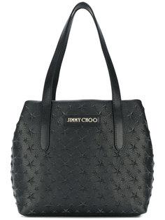 маленькая сумка-тоут Sofia Jimmy Choo