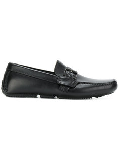 туфли-лодочки с плетеным ремешком с пряжкой Bottega Veneta