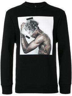 Tattoo Sculpture 01 sweatshirt Neil Barrett