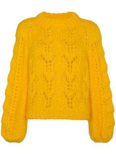 вязаный свитер Julliard  Ganni
