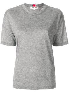 футболка с рюшами Dvf Diane Von Furstenberg