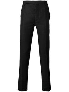 брюки кроя слим Rick Owens