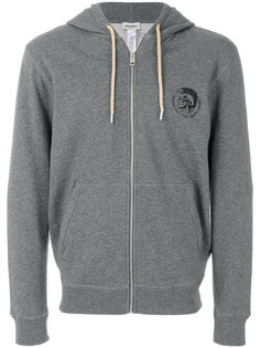 Only the Brave zip hoodie Diesel
