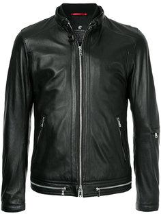 multi-zip jacket Loveless