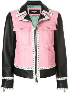 куртка с панельным дизайном Dsquared2
