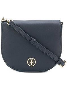 сумка-сэтчел с логотипом Tommy Hilfiger