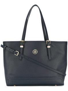сумка-шоппер с логотипом Tommy Hilfiger