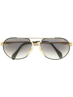 классические солнцезащитные очки-авиаторы Cazal