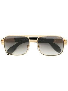 квадратные массивные солнцезащитные очки Cazal