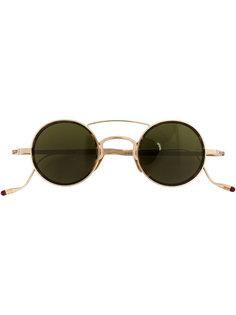 солнцезащитные очки в круглой оправе Jacques Marie Mage