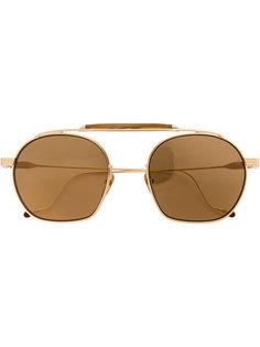 """солнцезащитные очки-""""авиаторы"""" Jacques Marie Mage"""