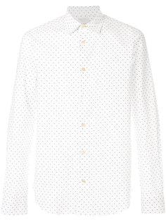 рубашка с принтом солнцезащитных очков Paul Smith