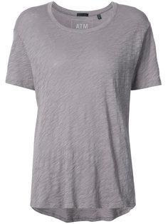 round neck T-shirt Atm Anthony Thomas Melillo