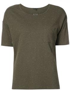 chest pocket T-shirt  Atm Anthony Thomas Melillo