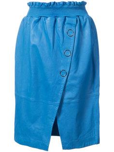 asymmetric skirt  Designers Remix