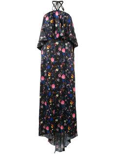 floral print maxi dress Osman