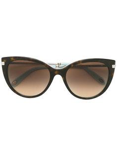 """массивные солнцезащитные очки в оправе """"кошачий глаз"""" Tiffany & Co."""