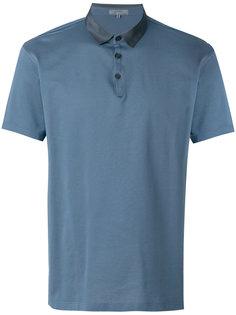 футболка-поло с короткими рукавами Lanvin