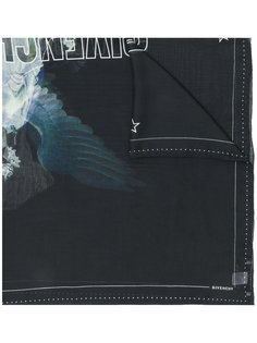 платок с вышитым логотипом Givenchy