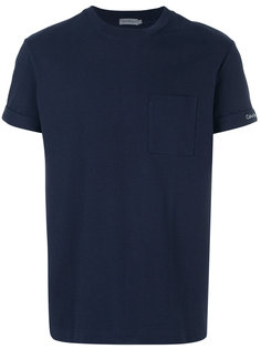 футболка с нагрудным карманом Ck Jeans