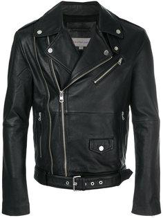 классическая байкерская куртка  Ck Jeans