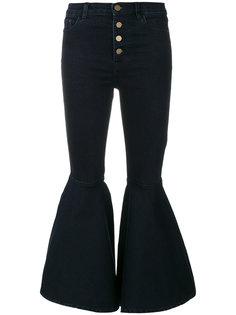 расклешенные джинсы с высокой талией Jovonna