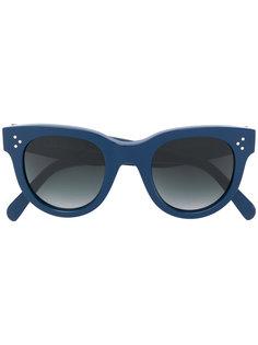oversized cat-eye sunglasses Céline Eyewear