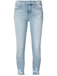 укороченные джинсы Sophie Agolde