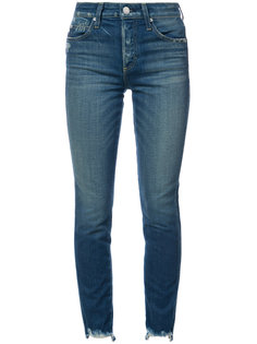 skinny cropped high-waisted jeans Amo