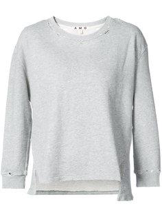 round-neck sweatshirt Amo