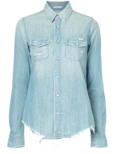 джинсовая рубашка Honey Chew Mother