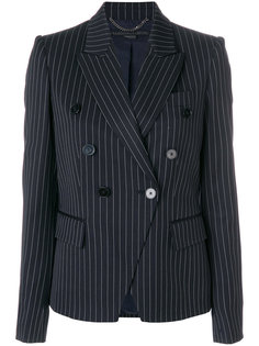 double-breasted pinstriped blazer Stella McCartney