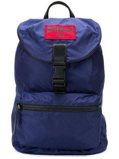 рюкзак с бляшкой с логотипом  Givenchy