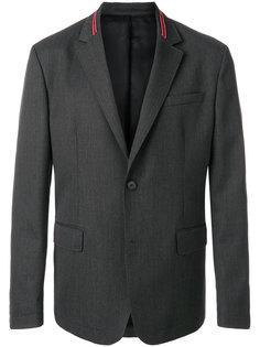 пиджак с контрастной полоской Givenchy