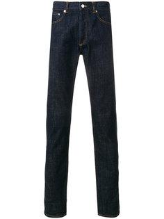 джинсы прямого кроя Givenchy