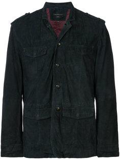 пиджак с 4 карманами John Varvatos