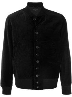 бархатная куртка-бомбер Engineered Garments