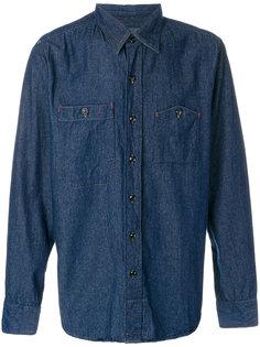 джинсовая рубашка Engineered Garments