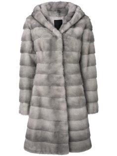 пальто Valencia с капюшоном Liska