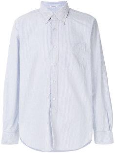 рубашка в полоску Oxford Engineered Garments