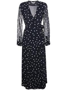 длинное платье Marceau Georgette Ganni