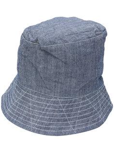 высокая шляпа с широкими полями Engineered Garments