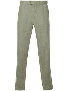 брюки прямого кроя lounge Venroy