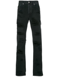 джинсы прямого кроя Buster  Diesel