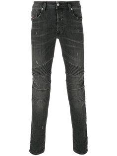 байкерские джинсы Fourk  Diesel