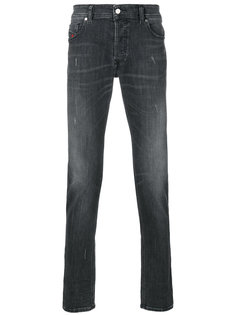 джинсы кроя слим Sleenker  Diesel
