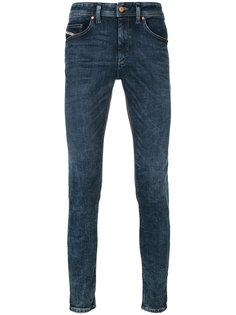 джинсы скинни Stickker  Diesel